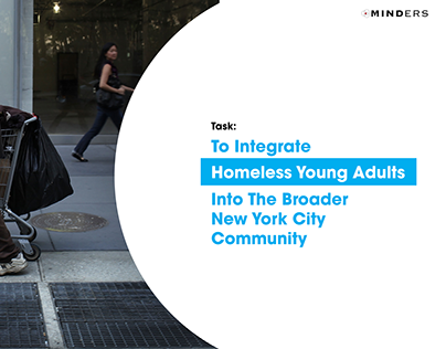 Integrate Homeless People of NYC - Design Research