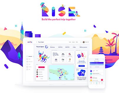 Rise - Built the perfect trip together