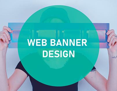 Web Site Banner Designs