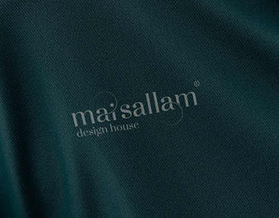 Mai Sallam Design House   March 2021