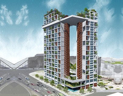 IMBI ICON RESIDENCE (High Rise Conventional Housing)