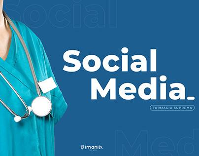 Social Media - Farmacia Suprema