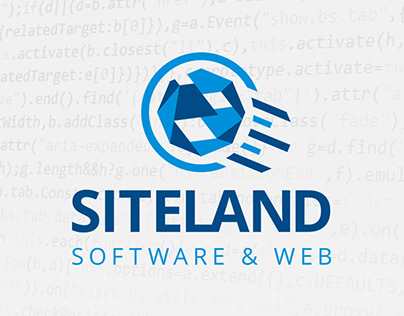 Siteland Logo design / Identity / Branding