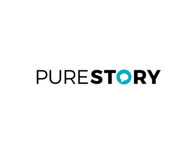 PURE STORY // Logo+vidéo