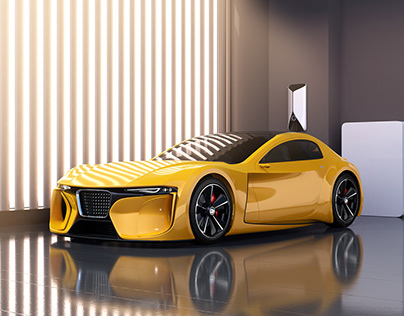 Sports Coupe design