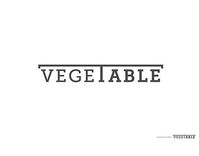 VEGE TABLE_Salad Shop Branding Design
