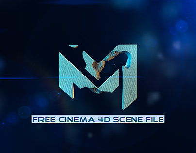 Organic Dissolve   Fully Rigged Free C4D Scene File