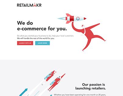 Retailmaker Redesign