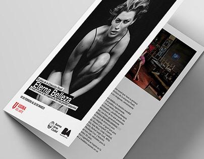 Pirelli's collection brochure