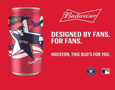 Budweiser+MLB