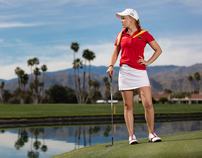 ANA Inspiration golf portraits