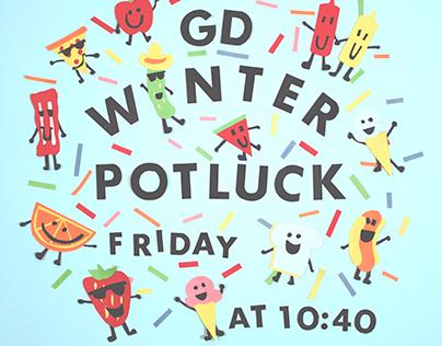 Winter Potluck