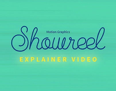 Showreel | Explainer Video