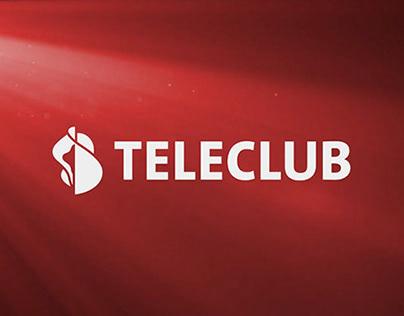 TELECLUB | Rebrand 2019