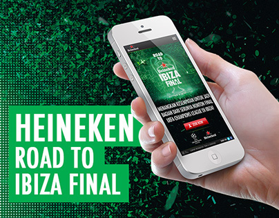 Heineken - Road to Ibiza Final