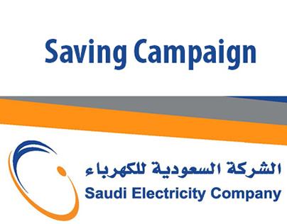 Saving Campaign- Saudi Electricity