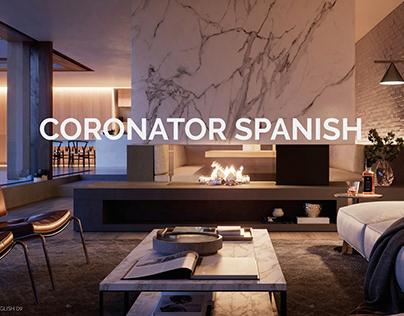 CORONATOR SPANISH COURSE