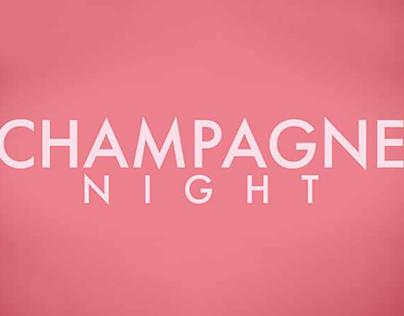 Lady Antebellum - Champagne Night Music Video