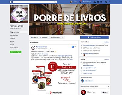 SITE PORRE DE LIVROS | Banners online