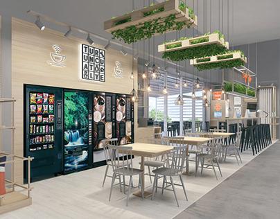 Koçtaş Cafe & Koçtaş Shopper
