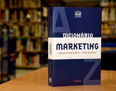 Dicionário de Marketing - Capa