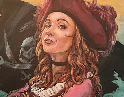 Redd the Pirate
