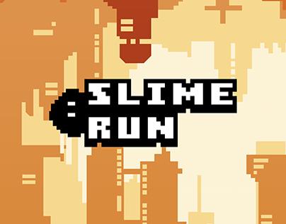 Slime Run game