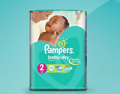 Video Ad For Pampers