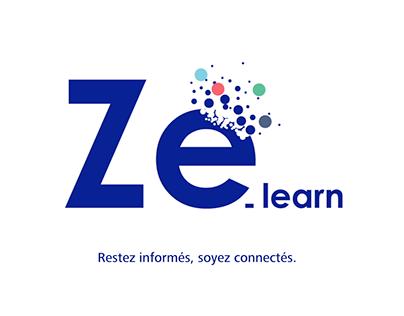 Explainer video - Ze-learn