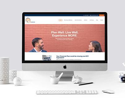 Team Duncan Financial Website Design & Development