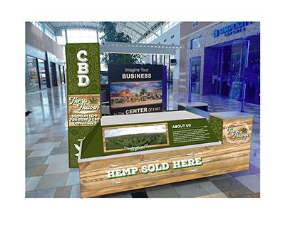 CBD Kiosk Design