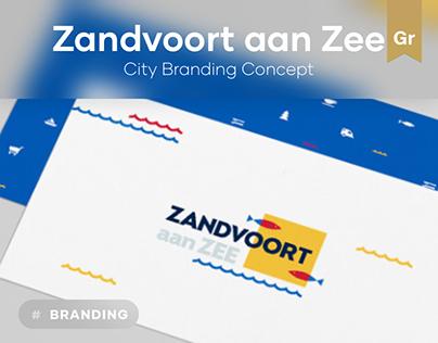 Zandvoort aan Zee — city branding project
