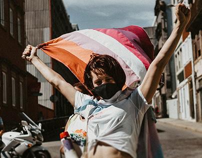Marcha do Orgulho LGBT no Porto, 4 de Julho 2020