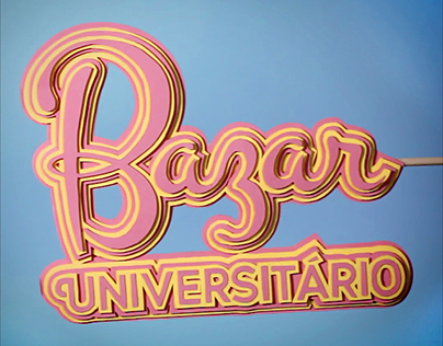 Video | Bazar Universitário FARM RIO