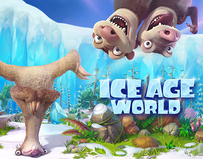 Ice Age World project overview