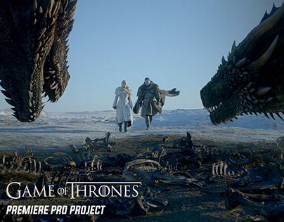 Game Of Throne Teaser - Premier Pro