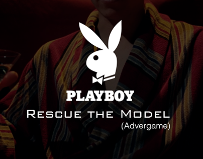 PLAYBOY | [Advergame] Rescue The Model