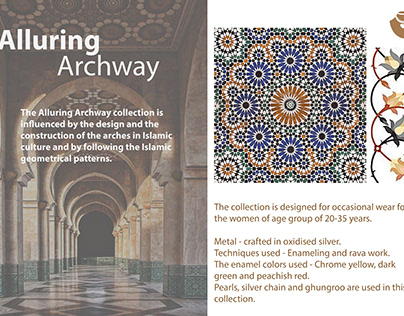 Alluring Archway (jewellery)