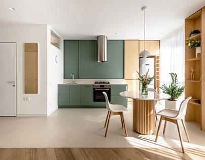 Interior apartment 360Studio