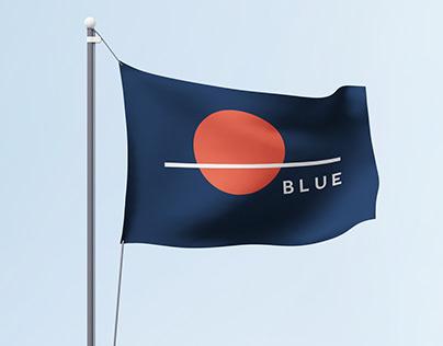 Blue Negócios Imobiliários / Real Estate Branding