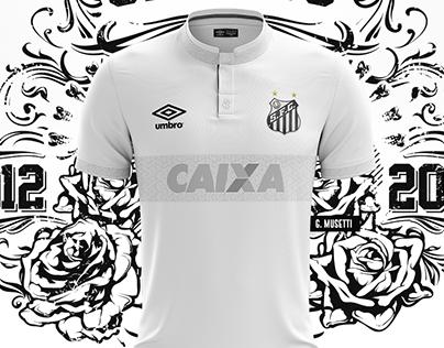 Giovanni Musetti. 40 571. Santos F.C. - Umbro Concept Kit 2019 91c978946