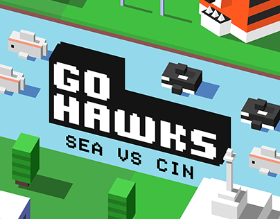 Seattle Seahawks Game Day Wallpaper