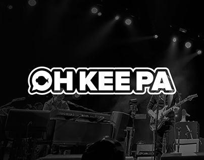 OhKeePa Logo Design