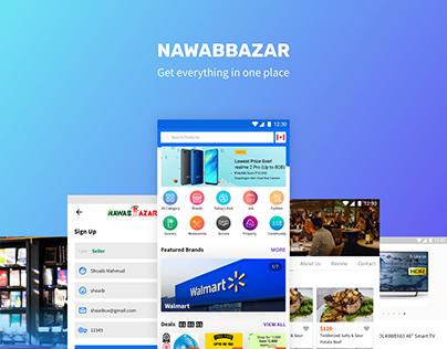 Nawabbazar - Marketplace App