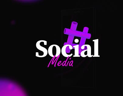 Sony Xperia - Social media