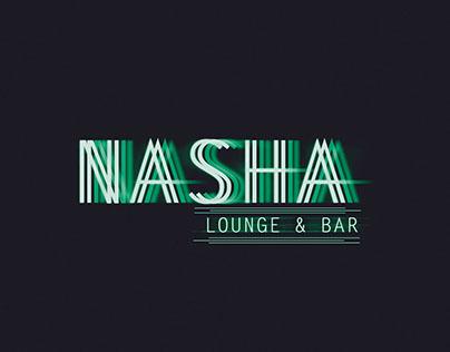 NASHA bar and lounge