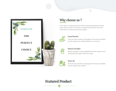 My Plants | Running E-commerce Project