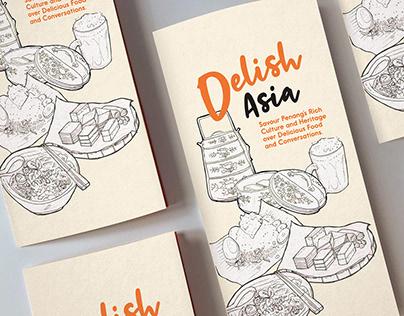 DelishAsia, Savour Penang Like a Local