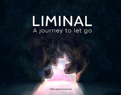 LIMINAL- A journey to let go (2D game design)