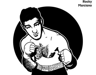 Portraits - Boxer